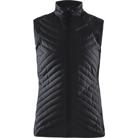 Craft Storm Thermisch Vest Dames, black